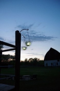 Best Garden Decorate With Some DIY Hanging Lights 39