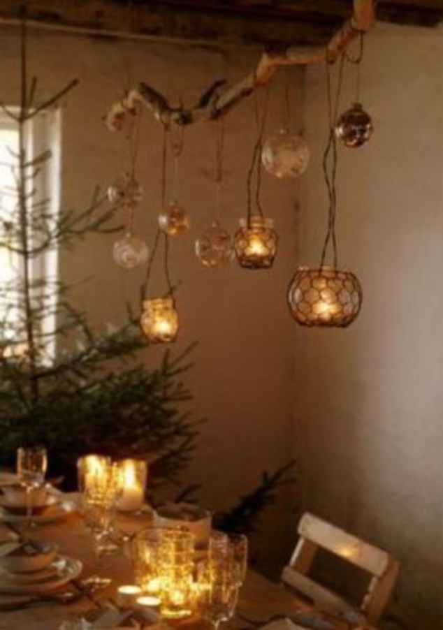 Best Garden Decorate With Some DIY Hanging Lights 50