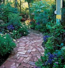 Best Materials You Will Need To Create A Charming Garden Pathway 01