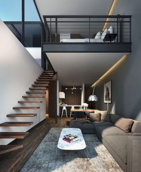 Best Modern Interior Design Ideas For Your Small Space 16