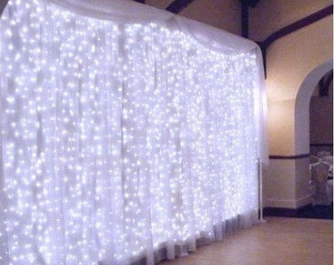 Better Homes And Gardens With Outdoor LED Curtain Lights 03
