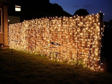 Better Homes And Gardens With Outdoor LED Curtain Lights 05