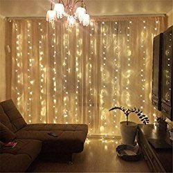 Better Homes And Gardens With Outdoor LED Curtain Lights 06