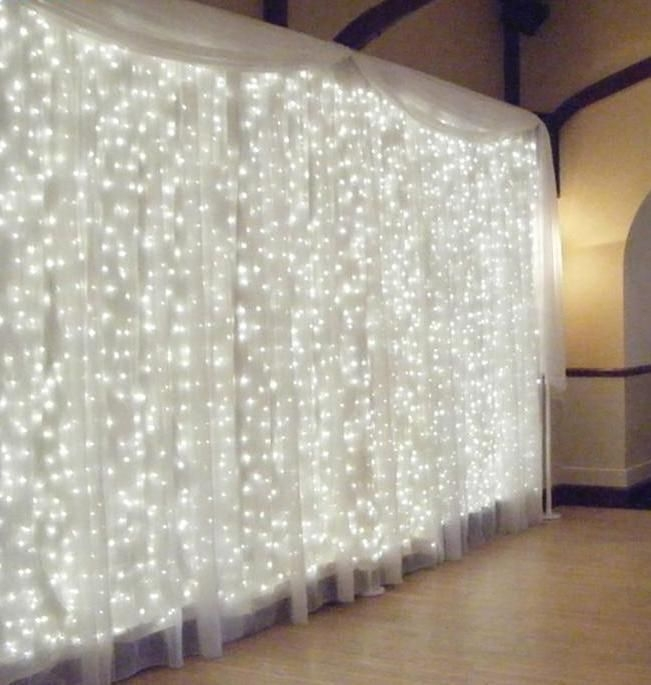 Better Homes And Gardens With Outdoor LED Curtain Lights 13