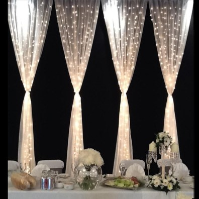 Better Homes And Gardens With Outdoor LED Curtain Lights 42