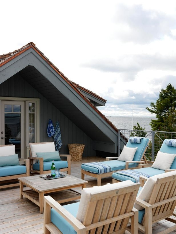 Build Your Own Beach Deck For Outdoor 28
