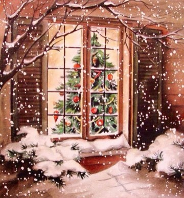 Classic Christmas Decoration You Must Try For Your Family 17