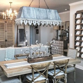 Classy Modern Farmhouse Decor In This Country 15
