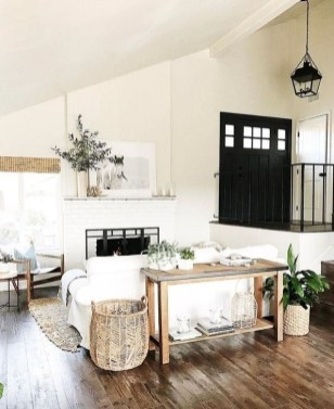 Classy Modern Farmhouse Decor In This Country 44