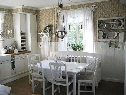 Classy Modern Farmhouse Decor In This Country 45