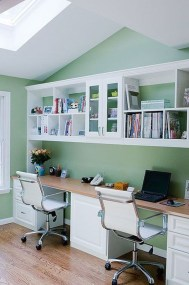 Easy Tips To Organize Your Home Office In Order To Be A Comfortable Place 05
