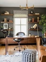 Easy Tips To Organize Your Home Office In Order To Be A Comfortable Place 08