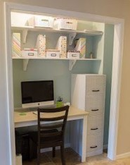 Easy Tips To Organize Your Home Office In Order To Be A Comfortable Place 36