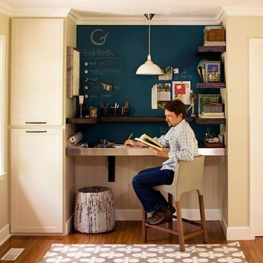 Easy Tips To Organize Your Home Office In Order To Be A Comfortable Place 39