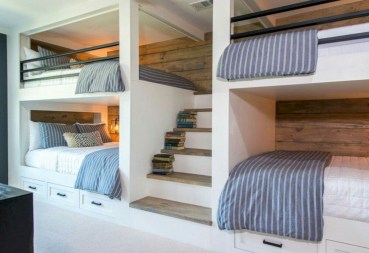 Fabulous Bunk Bed Ideas To Inspire You 04