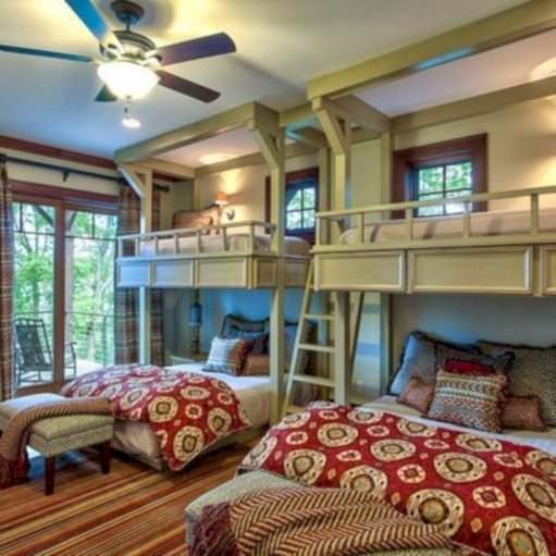 Fabulous Bunk Bed Ideas To Inspire You 16