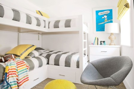 Fabulous Bunk Bed Ideas To Inspire You 34