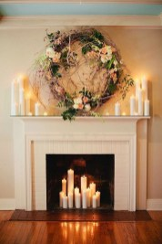 Favorite Winter Decorating For Fireplace Ideas 44