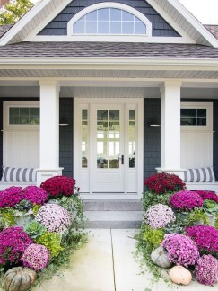 Front Porch Decorating Ideas Try For Your Design 11