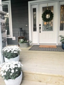 Front Porch Decorating Ideas Try For Your Design 19