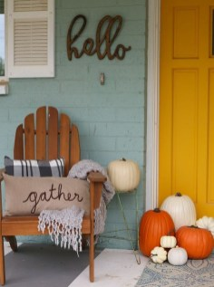 Front Porch Decorating Ideas Try For Your Design 28