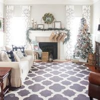 Gorgeous Christmas Mantel For Fireplace Decorate In Your House 25