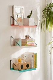Hanging Shelves Decoration You Can Put In Your Wall 03