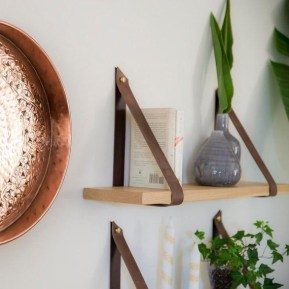 Hanging Shelves Decoration You Can Put In Your Wall 14