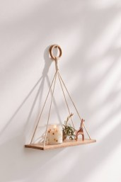 Hanging Shelves Decoration You Can Put In Your Wall 21