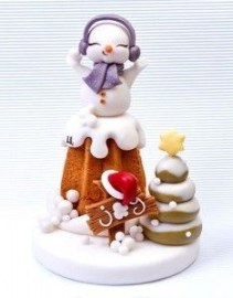 How To Make Amazing Snowman For Decorate Your Christmas Day 23