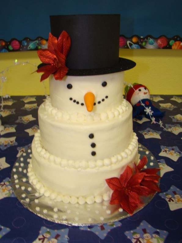 How To Make Amazing Snowman For Decorate Your Christmas Day 49