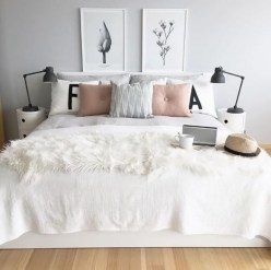 Interior Design For Your Bedroom With Scandinavian Style 04