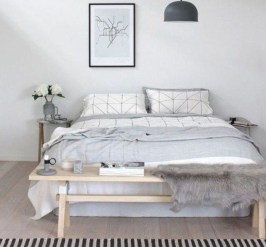 Interior Design For Your Bedroom With Scandinavian Style 05