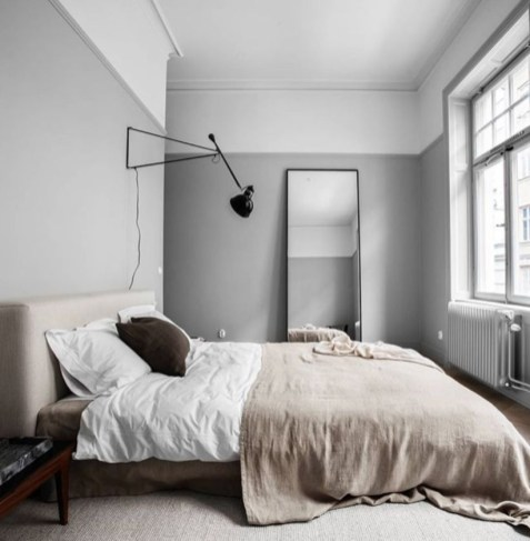 Interior Design For Your Bedroom With Scandinavian Style 10