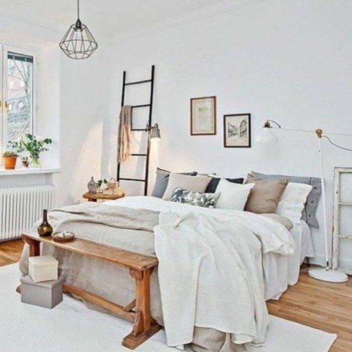 Interior Design For Your Bedroom With Scandinavian Style 15