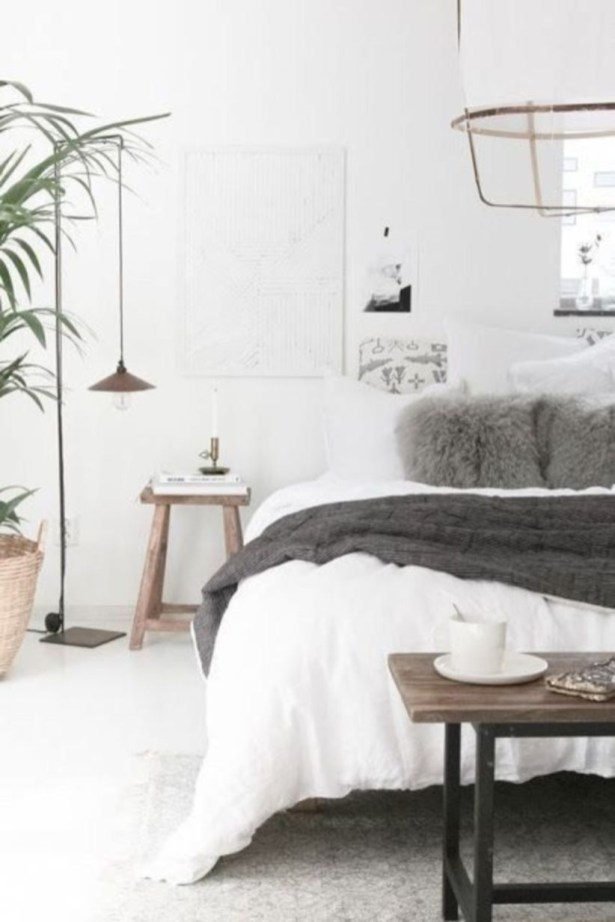 Interior Design For Your Bedroom With Scandinavian Style 24