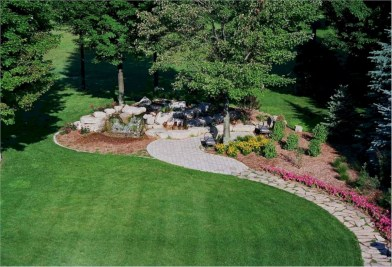 Lovely Landscaping Plans For Your Own Yard 30