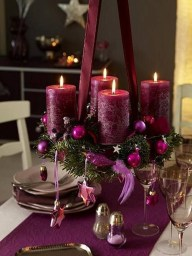Luxury Christmas Table Decoration For Celebrating Christmas This Year 11