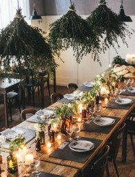 Luxury Christmas Table Decoration For Celebrating Christmas This Year 13