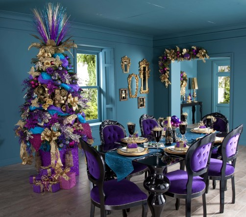 Luxury Christmas Table Decoration For Celebrating Christmas This Year 20