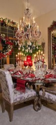 Luxury Christmas Table Decoration For Celebrating Christmas This Year 25