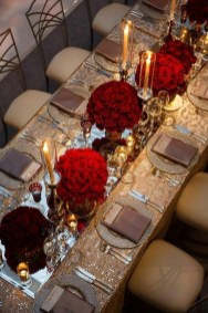 Luxury Christmas Table Decoration For Celebrating Christmas This Year 51