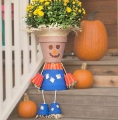 Perfect Pumpkin Ideas To Decorate Your Porch 05