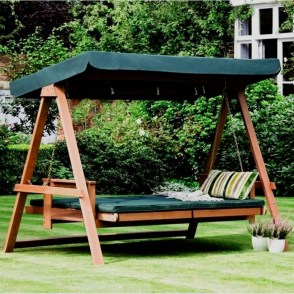 Relaxing Suspended Outdoor Beds That Will Transform Your Year 25