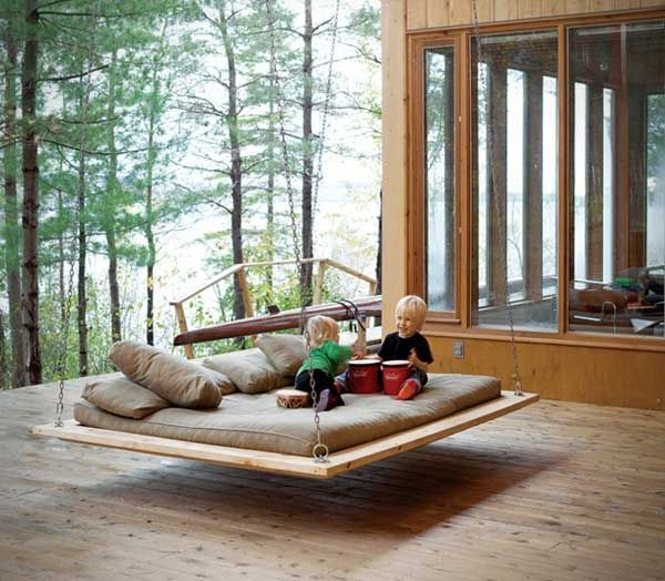 Relaxing Suspended Outdoor Beds That Will Transform Your Year 35