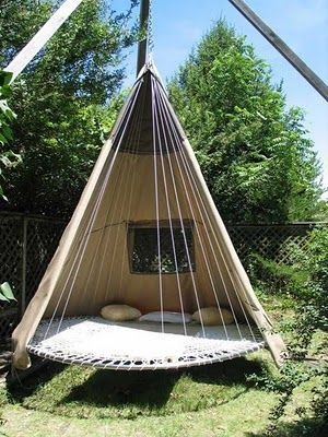 Relaxing Suspended Outdoor Beds That Will Transform Your Year 47