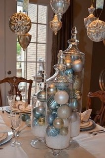 Tips To Make DIY Christmas Table Decorations 02