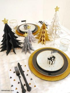 Tips To Make DIY Christmas Table Decorations 13