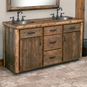 Ways To Upgrade Your House With Rustic Furniture Ideas 29