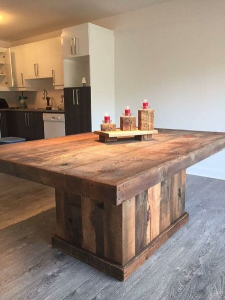 Ways To Upgrade Your House With Rustic Furniture Ideas 30